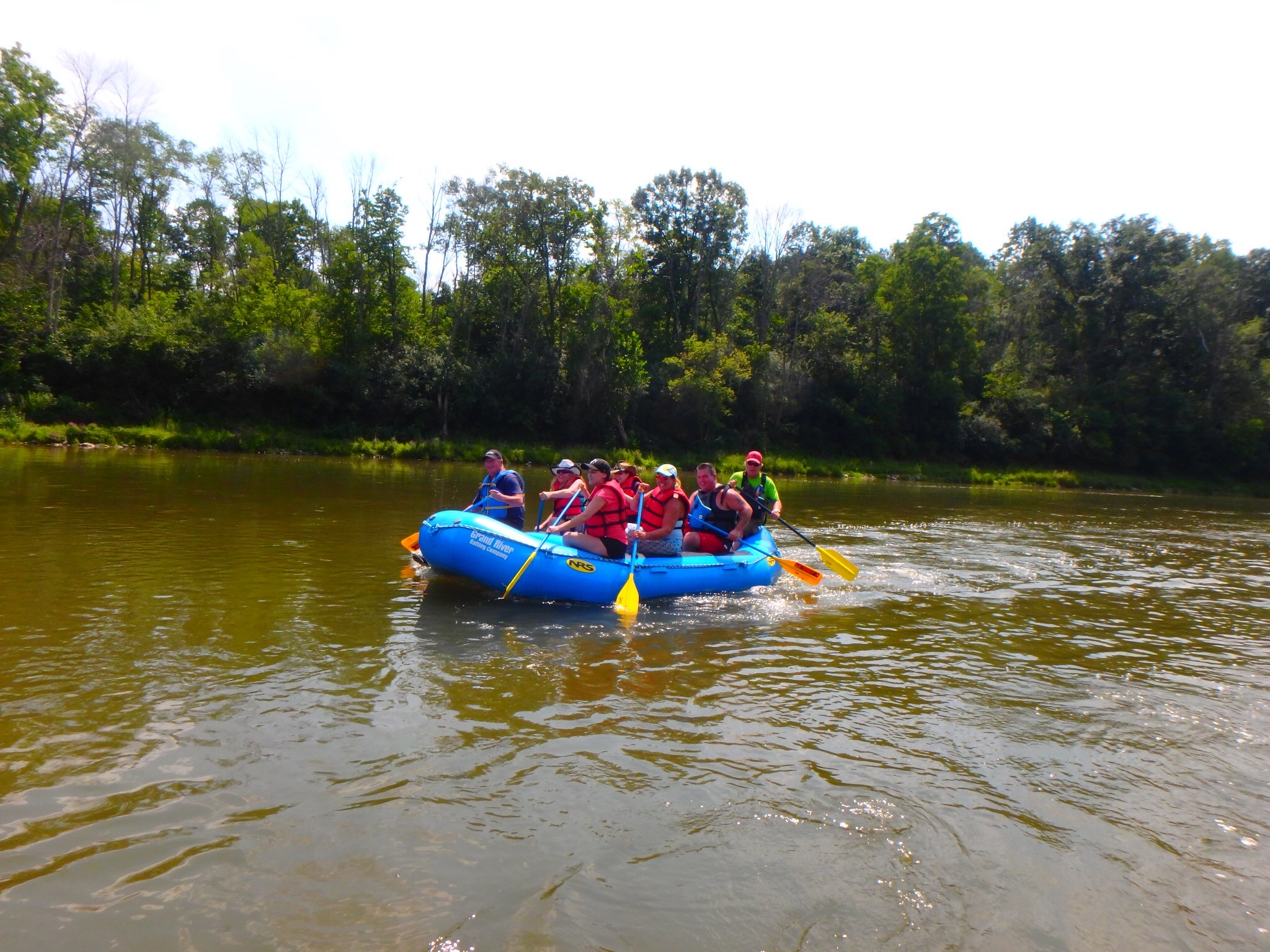 ARTC Rafting Trip - Aug 8, 2018-32