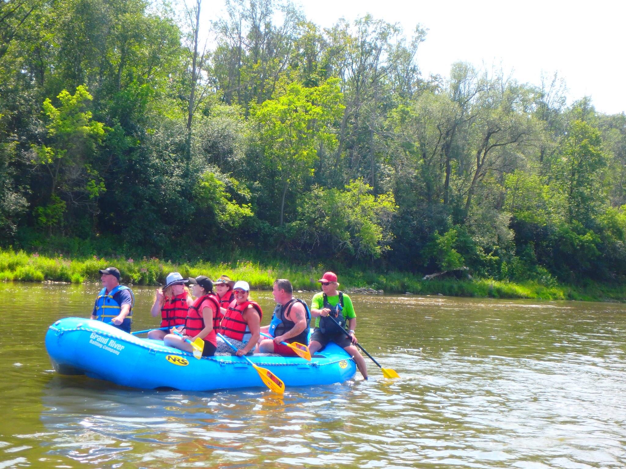 ARTC Rafting Trip - Aug 8, 2018-38