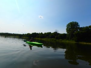 Kayaking Yoga and Meditation August 12, 2018-46