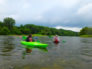 August 1, 2018 - Kayaking, Meditation & Yoga-70