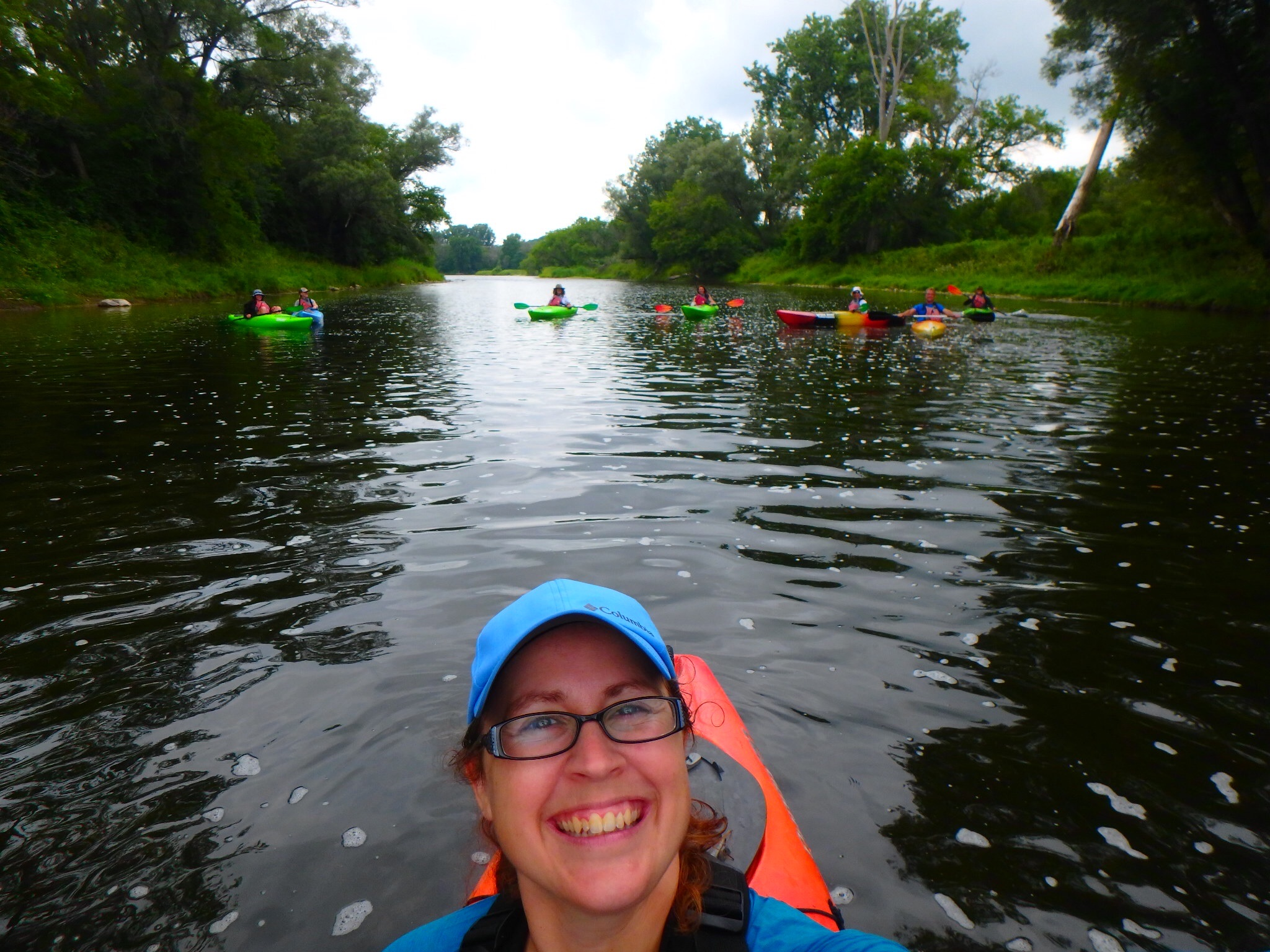 August 1, 2018 - Kayaking, Meditation & Yoga-78