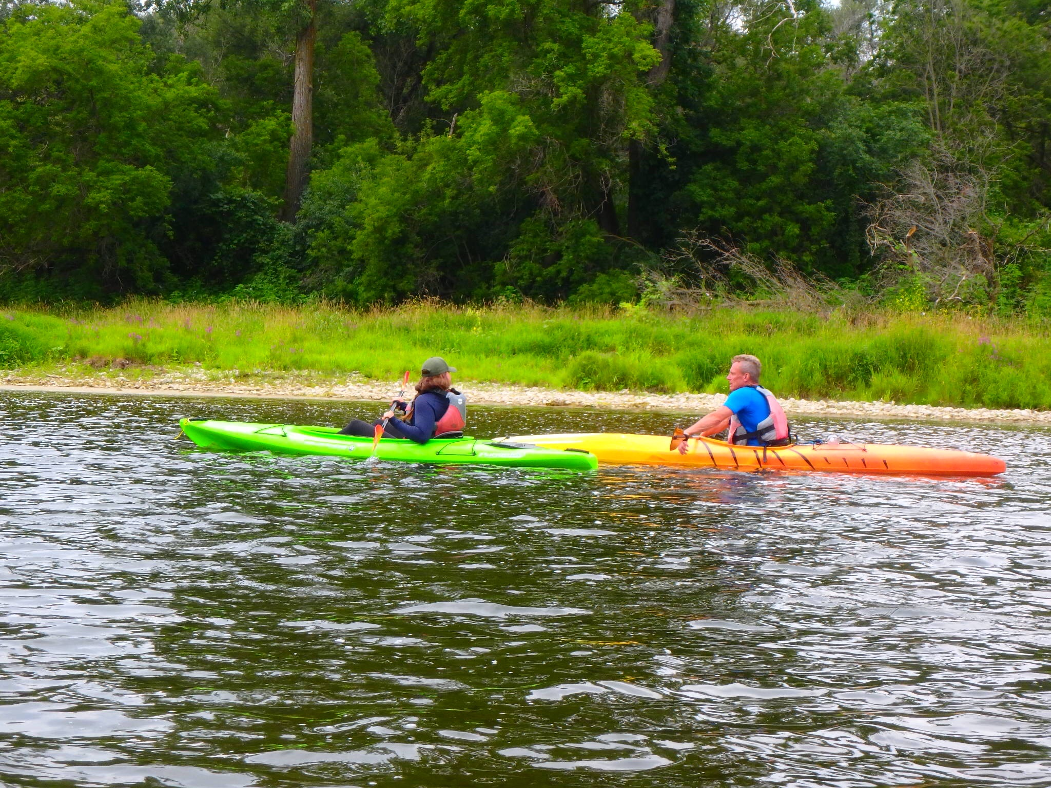August 1, 2018 - Kayaking, Meditation & Yoga-80