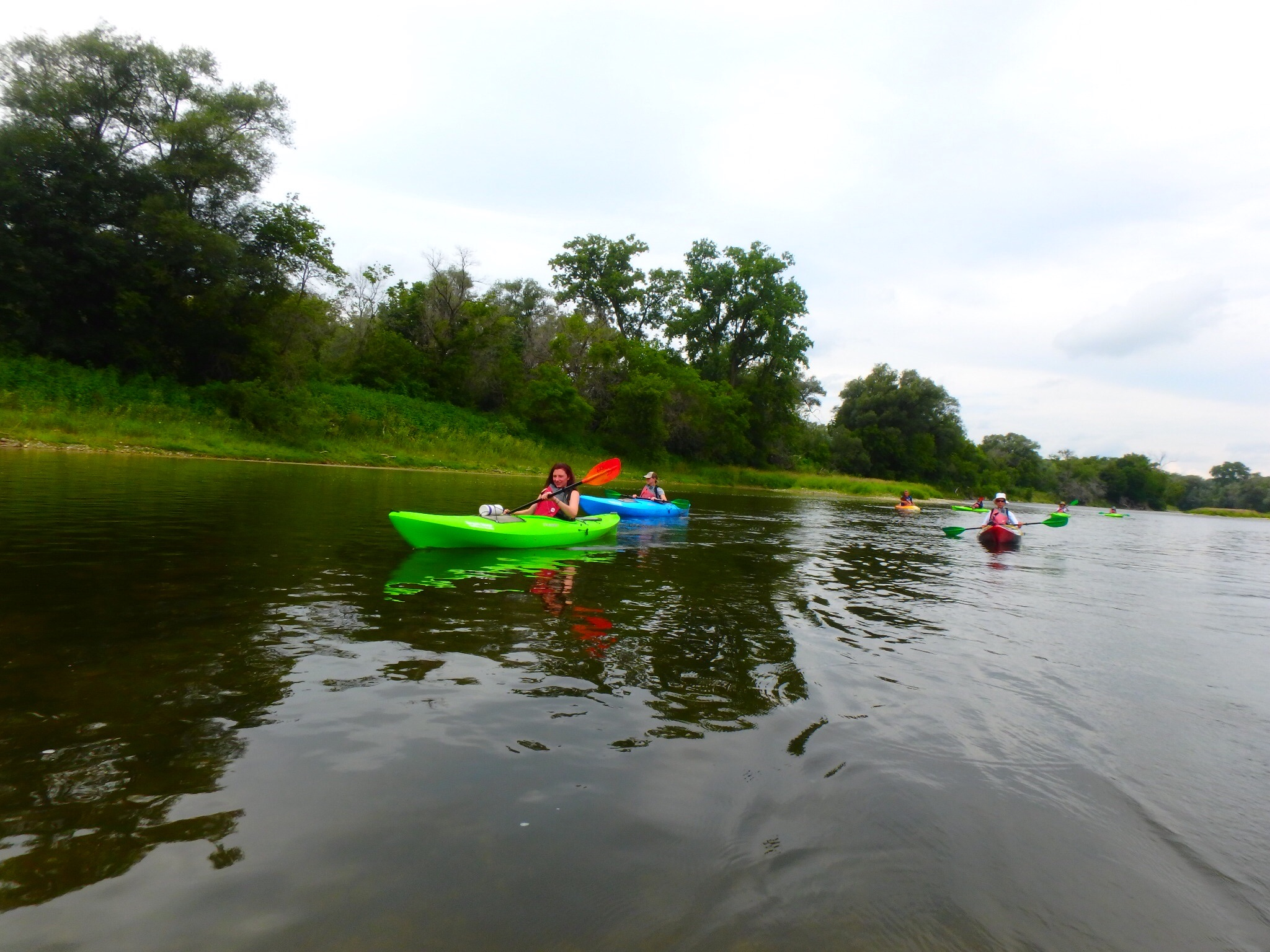 August 1, 2018 - Kayaking, Meditation & Yoga-85