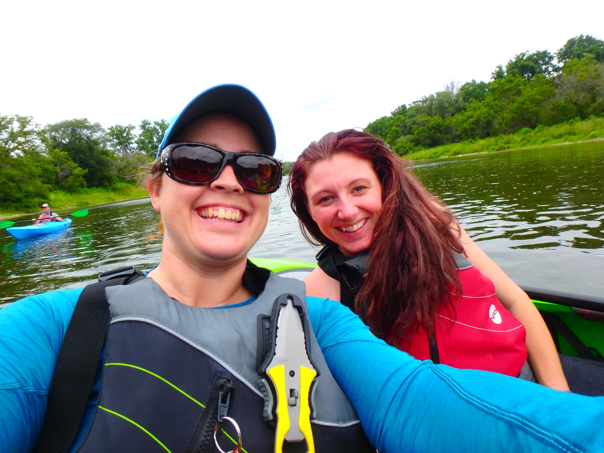 August 1, 2018 - Kayaking, Meditation & Yoga-91