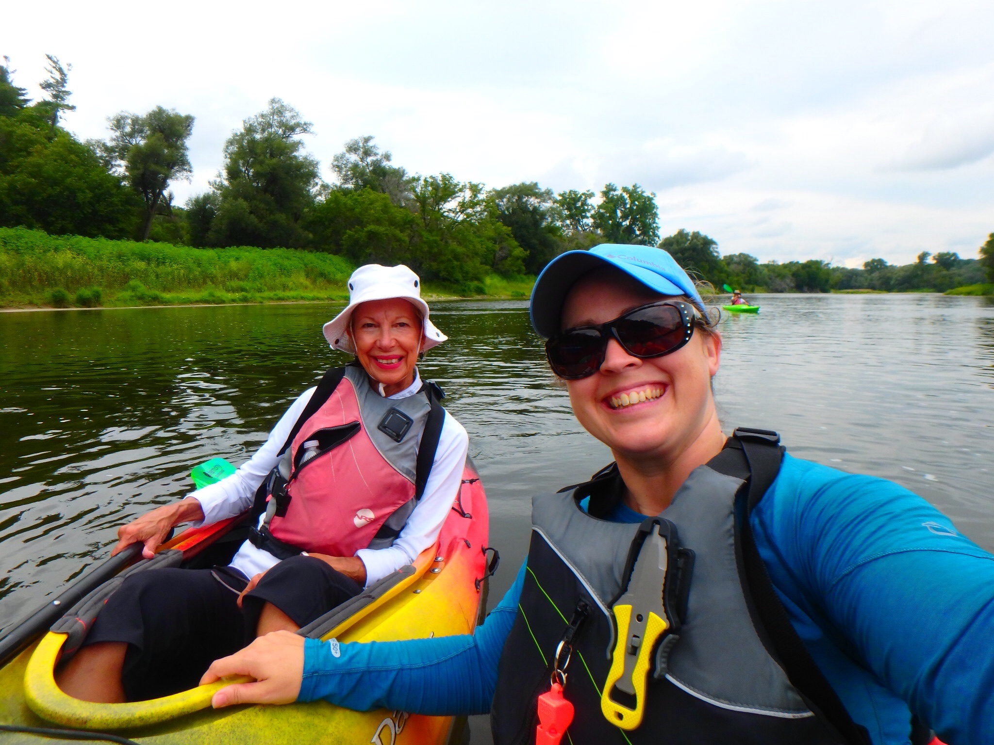 August 1, 2018 - Kayaking, Meditation & Yoga-92