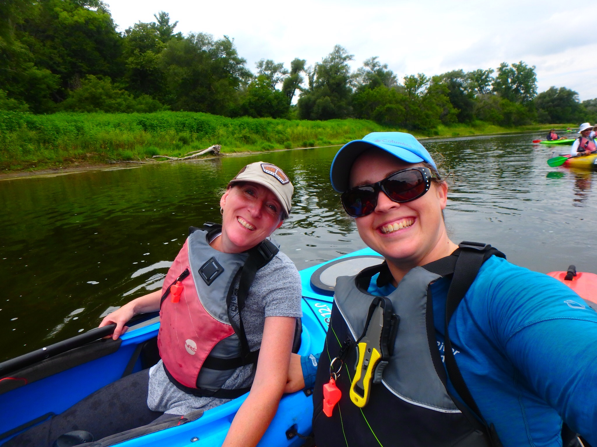 August 1, 2018 - Kayaking, Meditation & Yoga-93