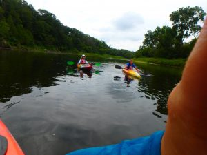 August 1, 2018 - Kayaking, Meditation & Yoga-101