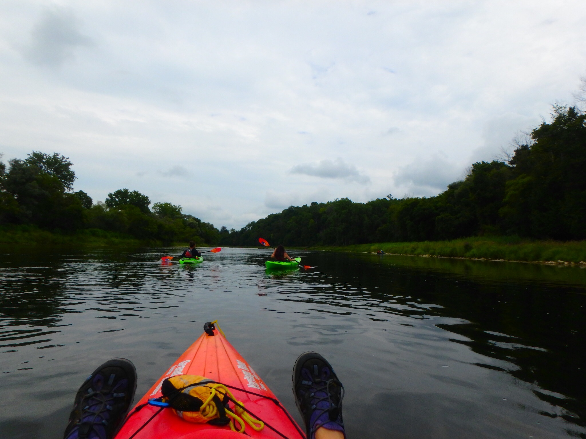 August 1, 2018 - Kayaking, Meditation & Yoga-103