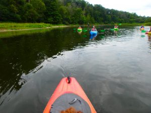 August 1, 2018 - Kayaking, Meditation & Yoga-104