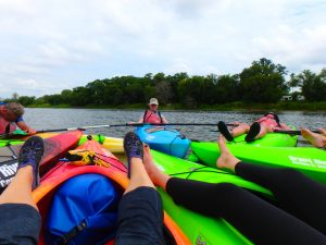 August 1, 2018 - Kayaking, Meditation & Yoga-112