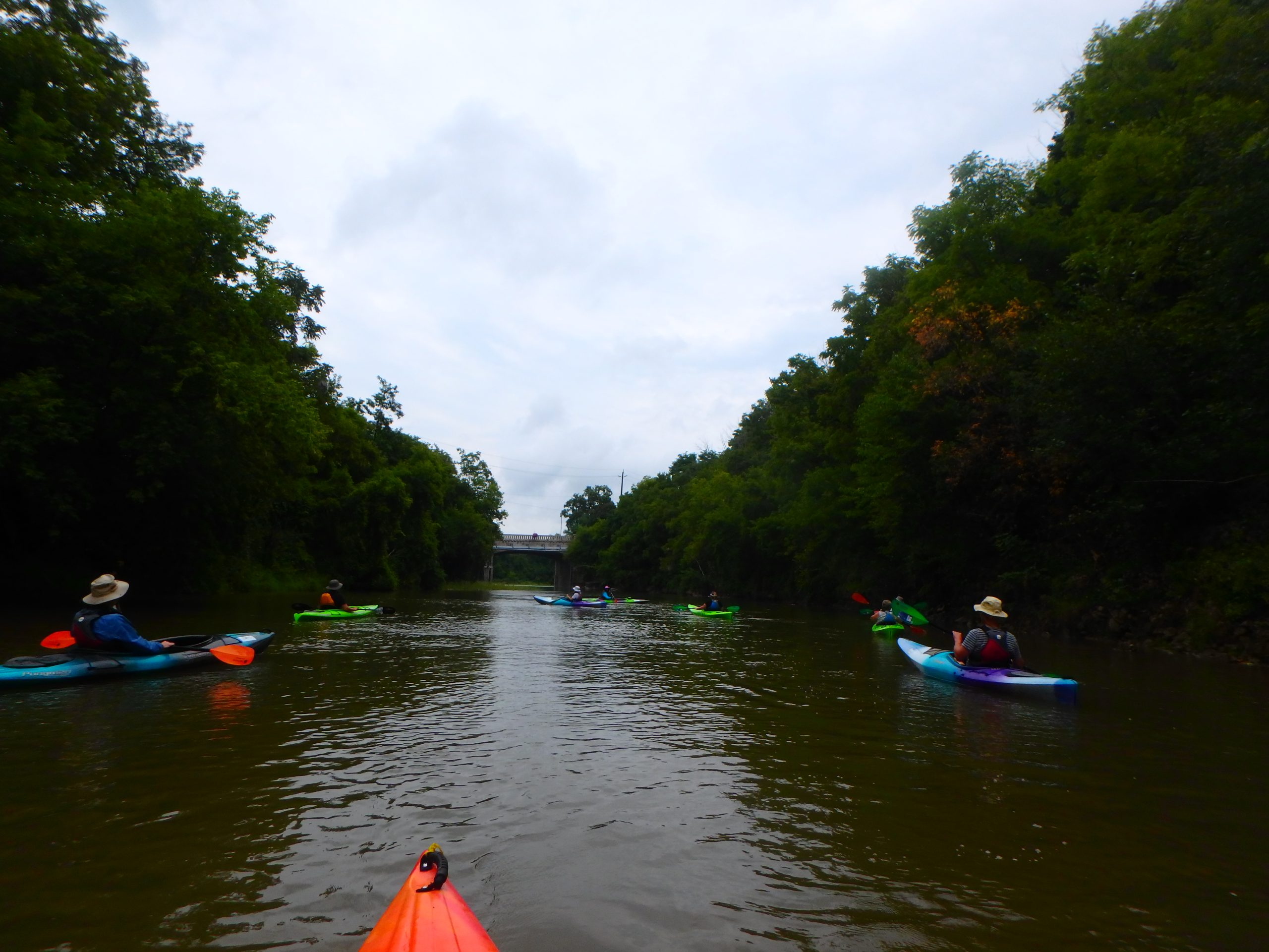 Kayaking, Yoga & Meditation - August 22, 2018-1