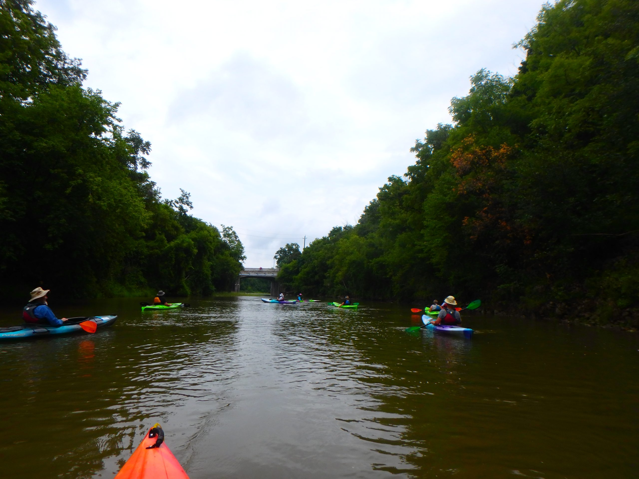 Kayaking, Yoga & Meditation - August 22, 2018-2