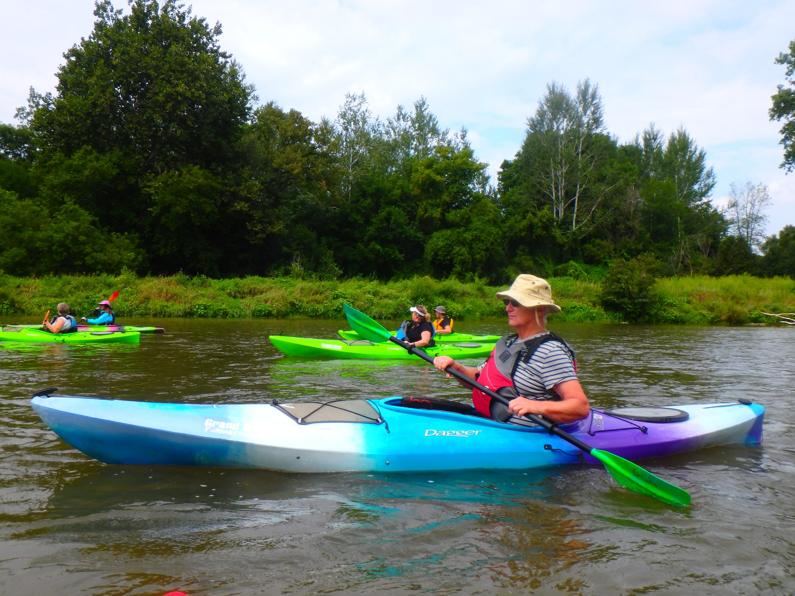 Kayaking, Yoga & Meditation - August 22, 2018-14