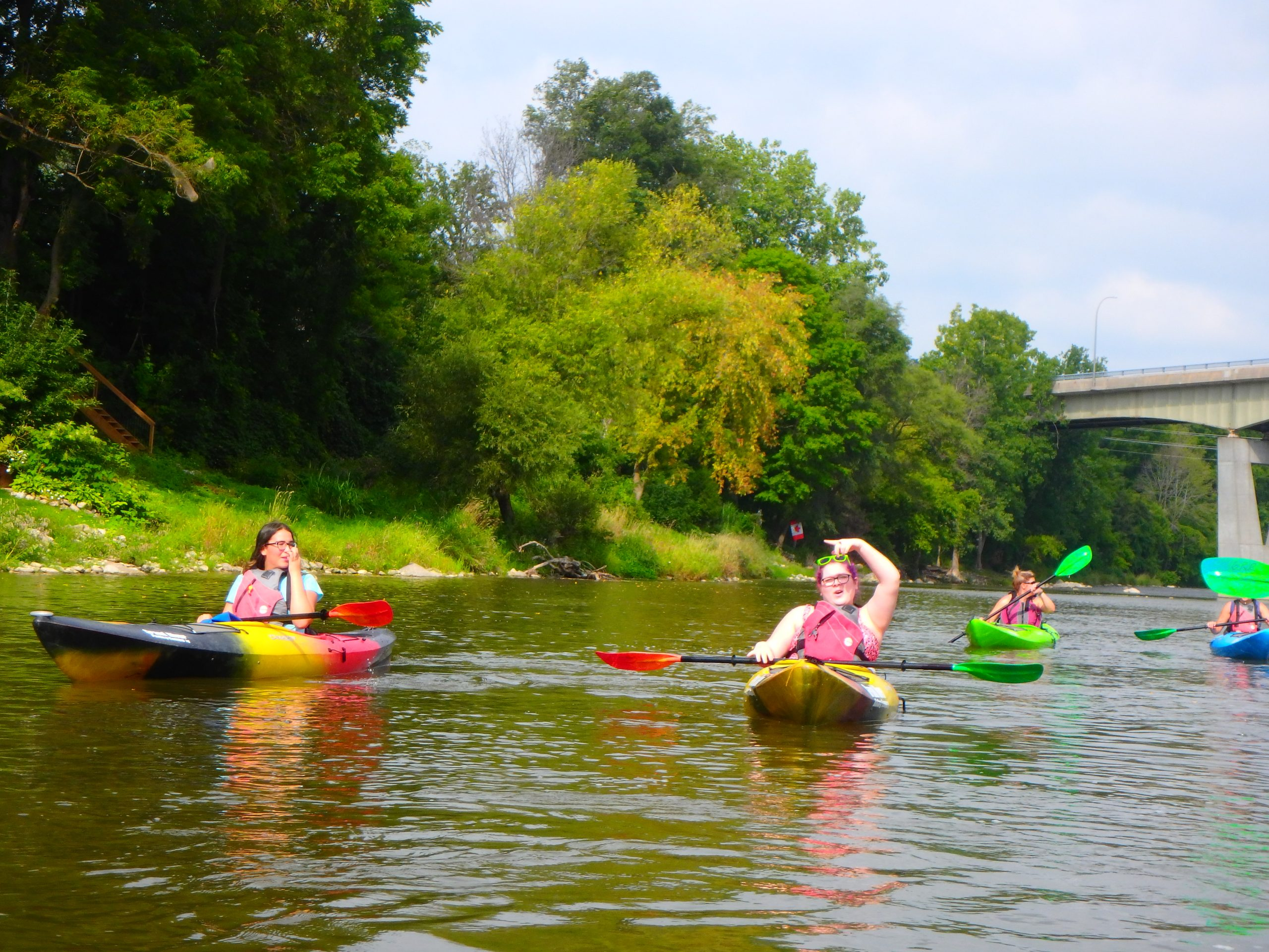 Kayaking, Yoga & Meditation - August 28, 2018-1289