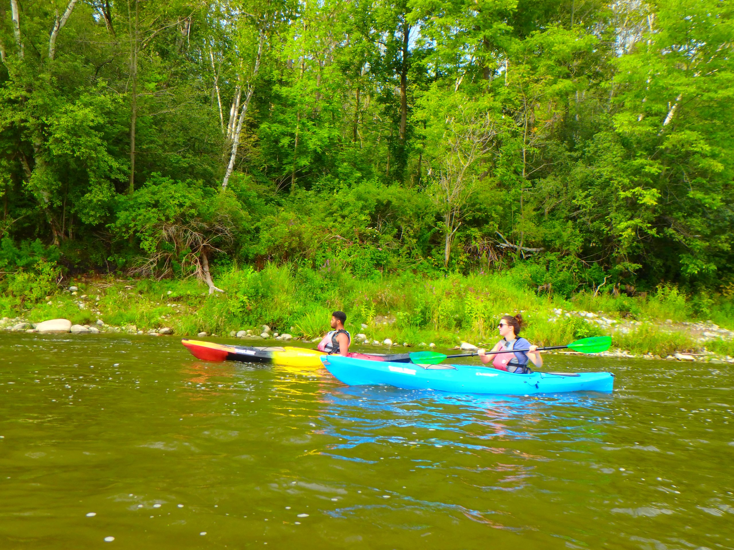 Kayaking, Yoga & Meditation - August 28, 2018-1301