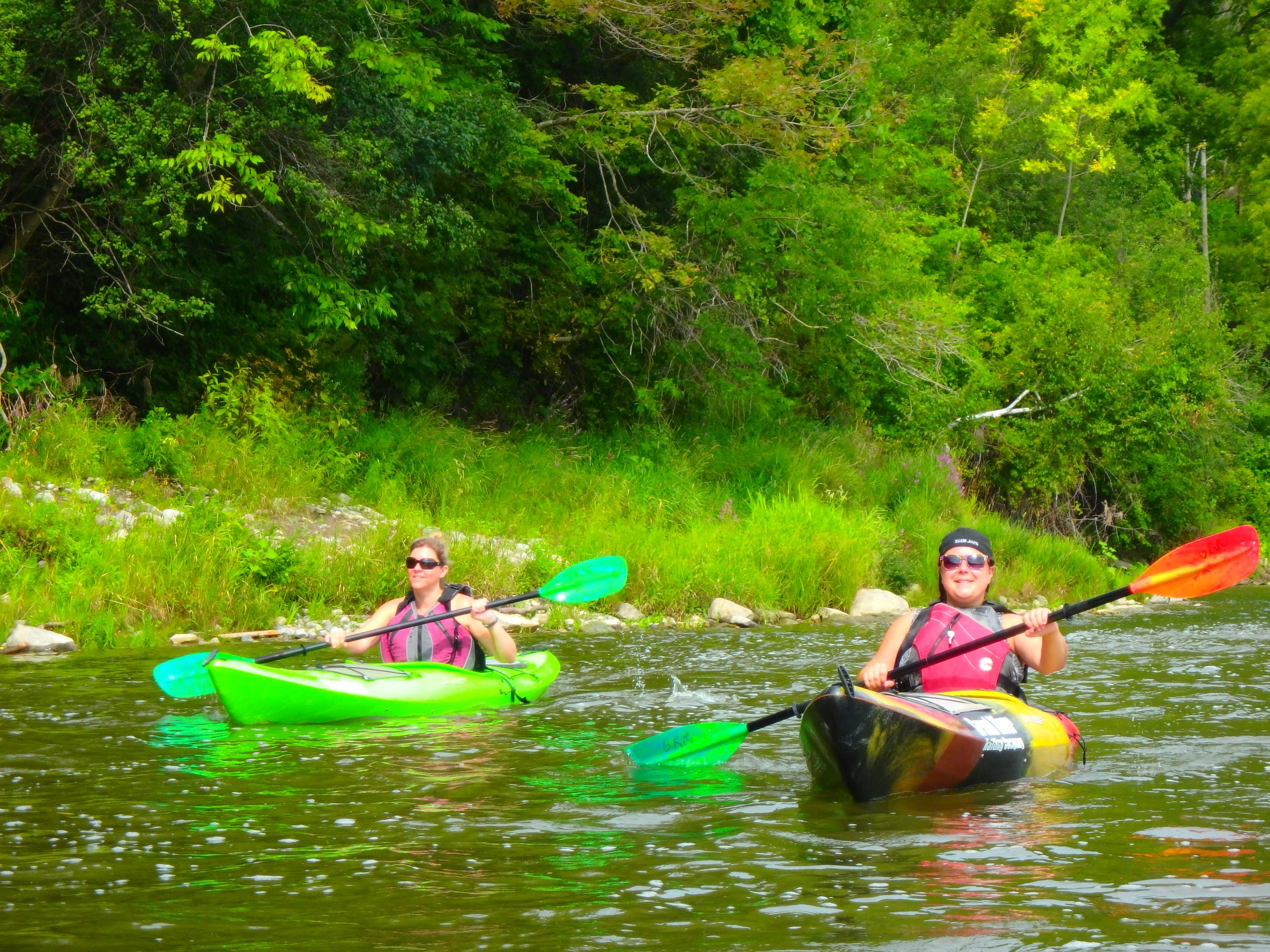 Kayaking, Yoga & Meditation - August 28, 2018-1303
