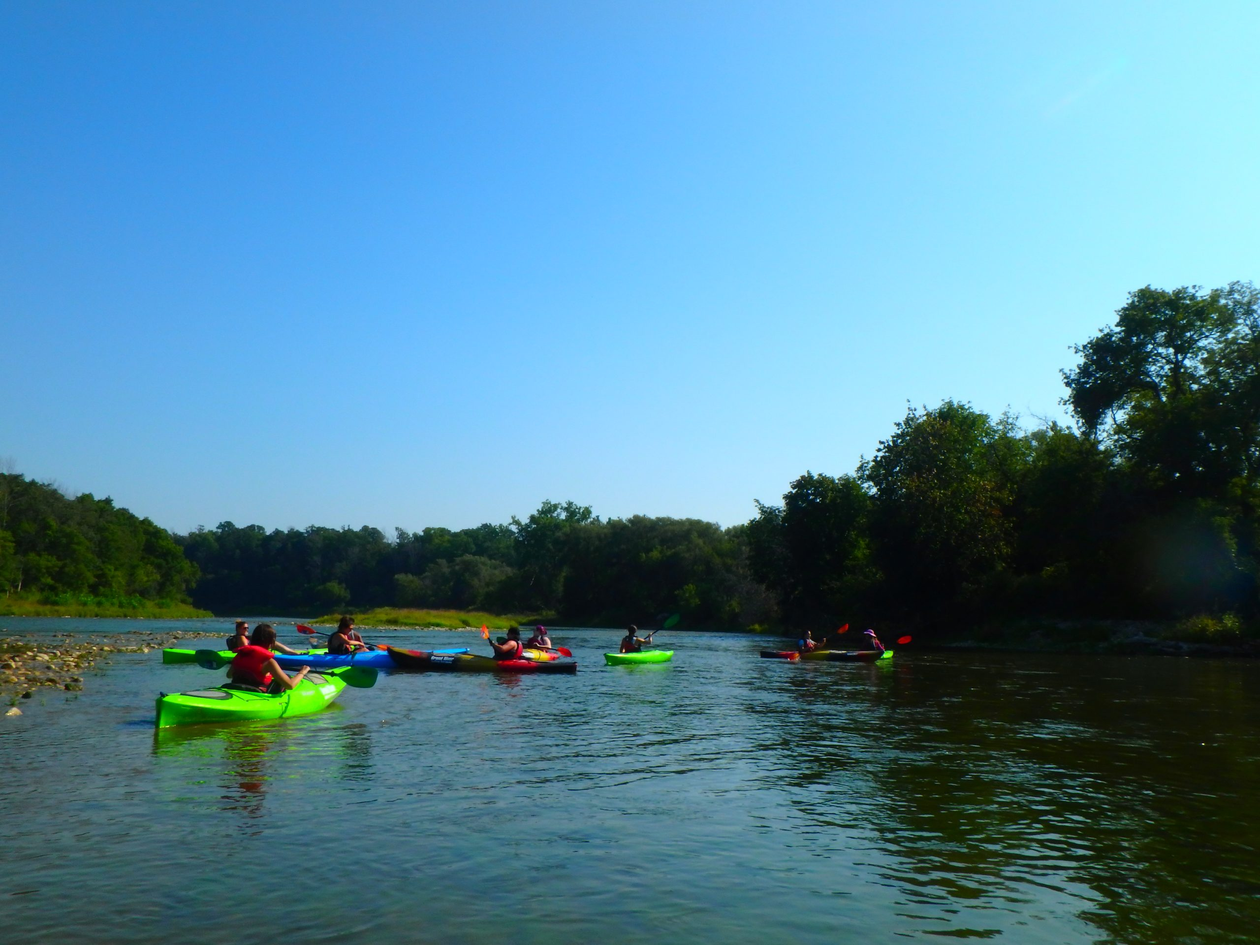 Kayaking, Yoga & Meditation - August 28, 2018-1332