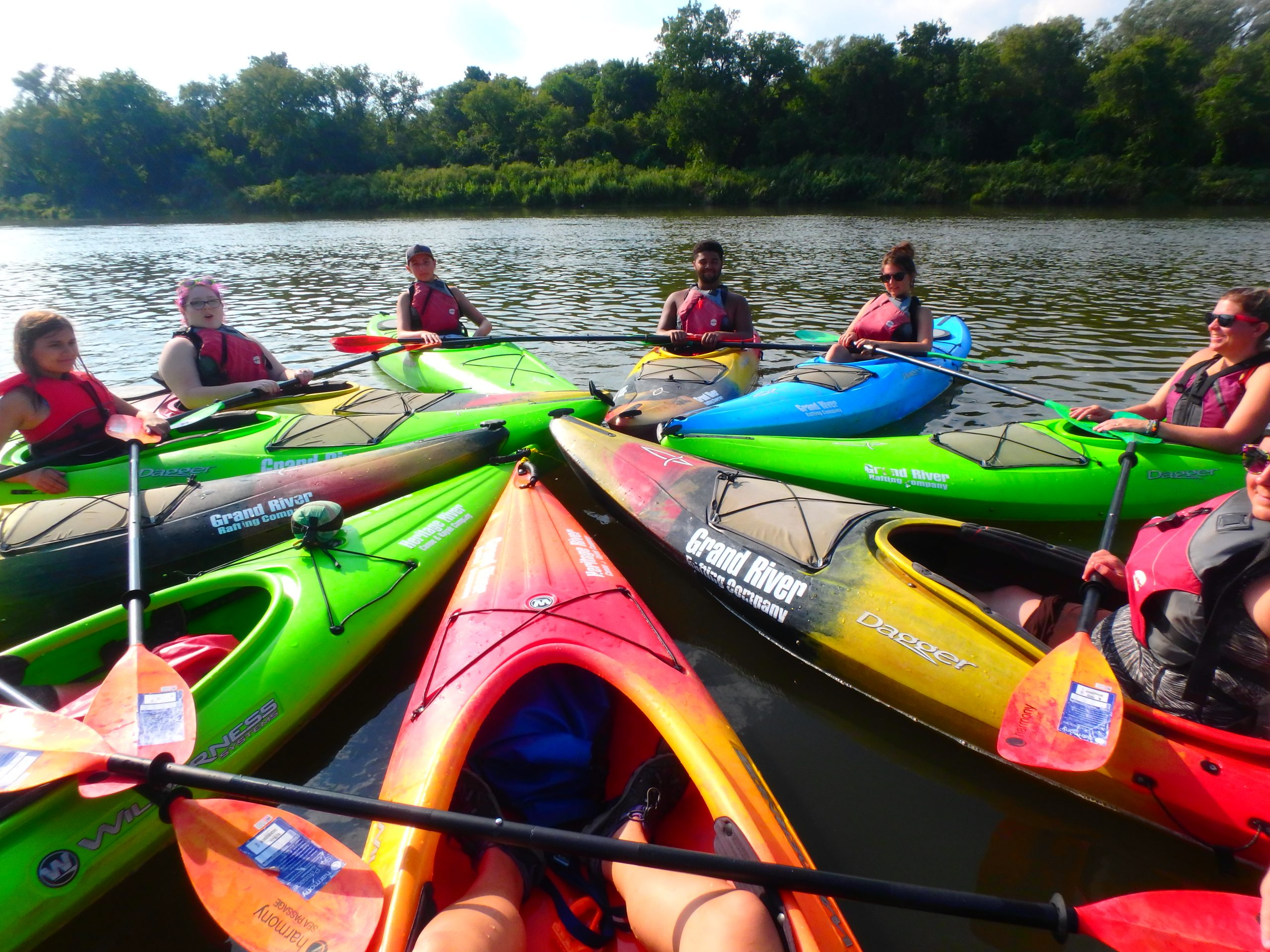 Kayaking, Yoga & Meditation - August 28, 2018-1349