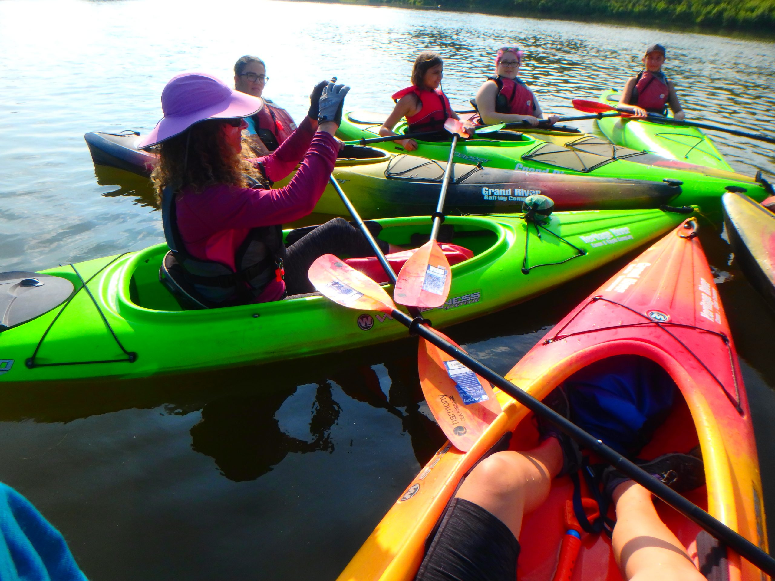 Kayaking, Yoga & Meditation - August 28, 2018-1351