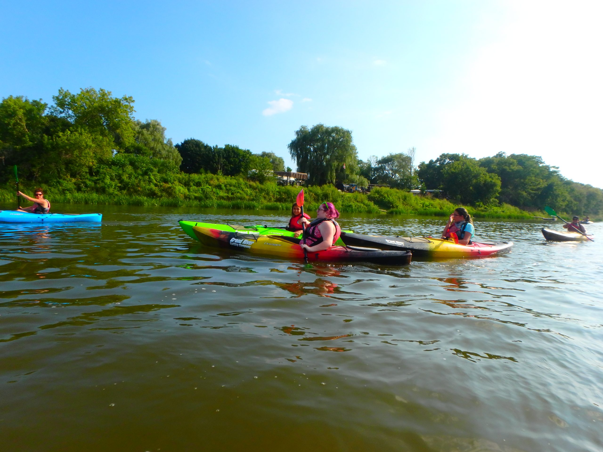 Kayaking, Yoga & Meditation - August 28, 2018-1355