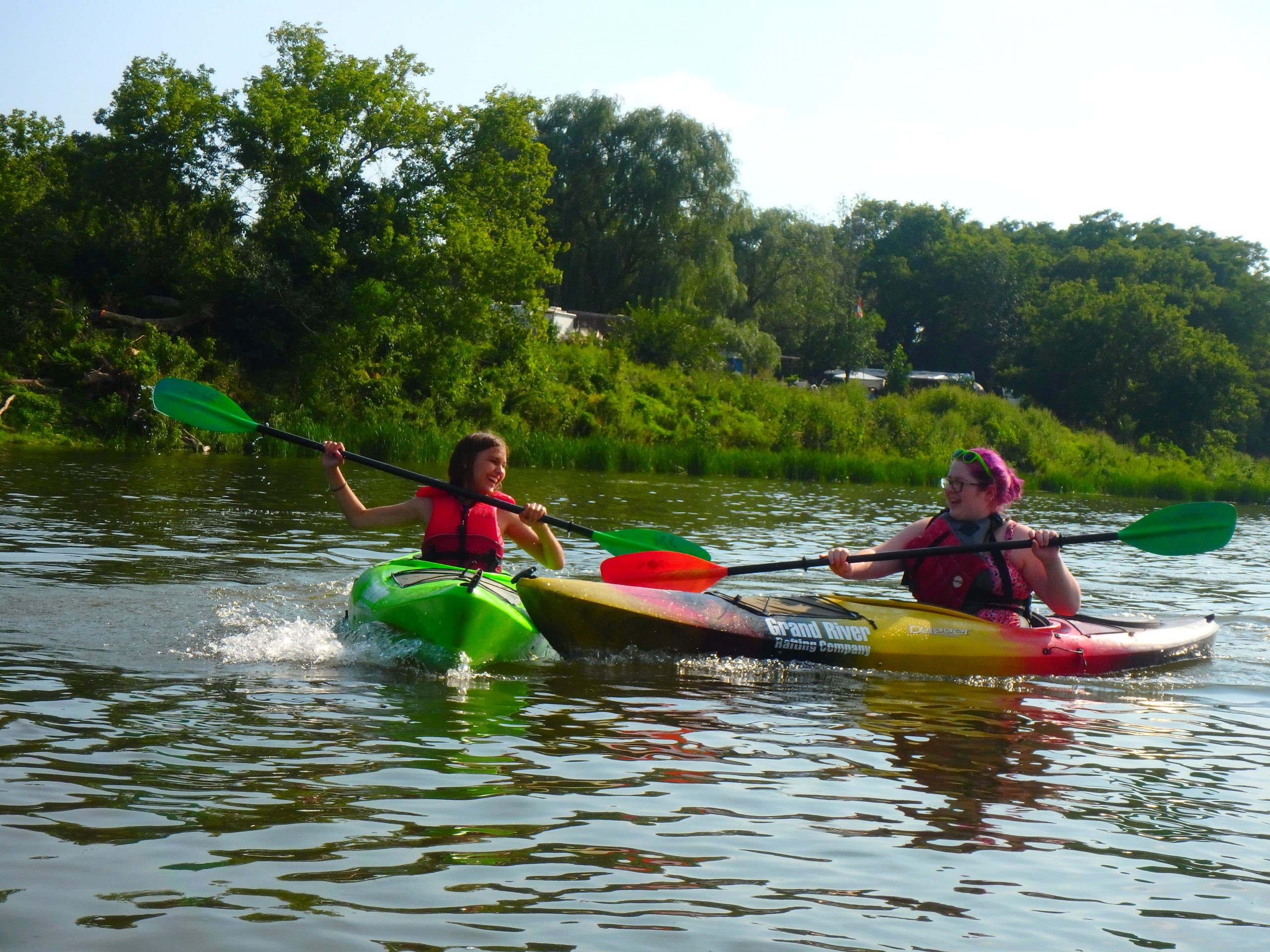 Kayaking, Yoga & Meditation - August 28, 2018-1360