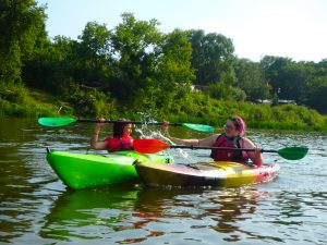 Kayaking, Yoga & Meditation - August 28, 2018-1361