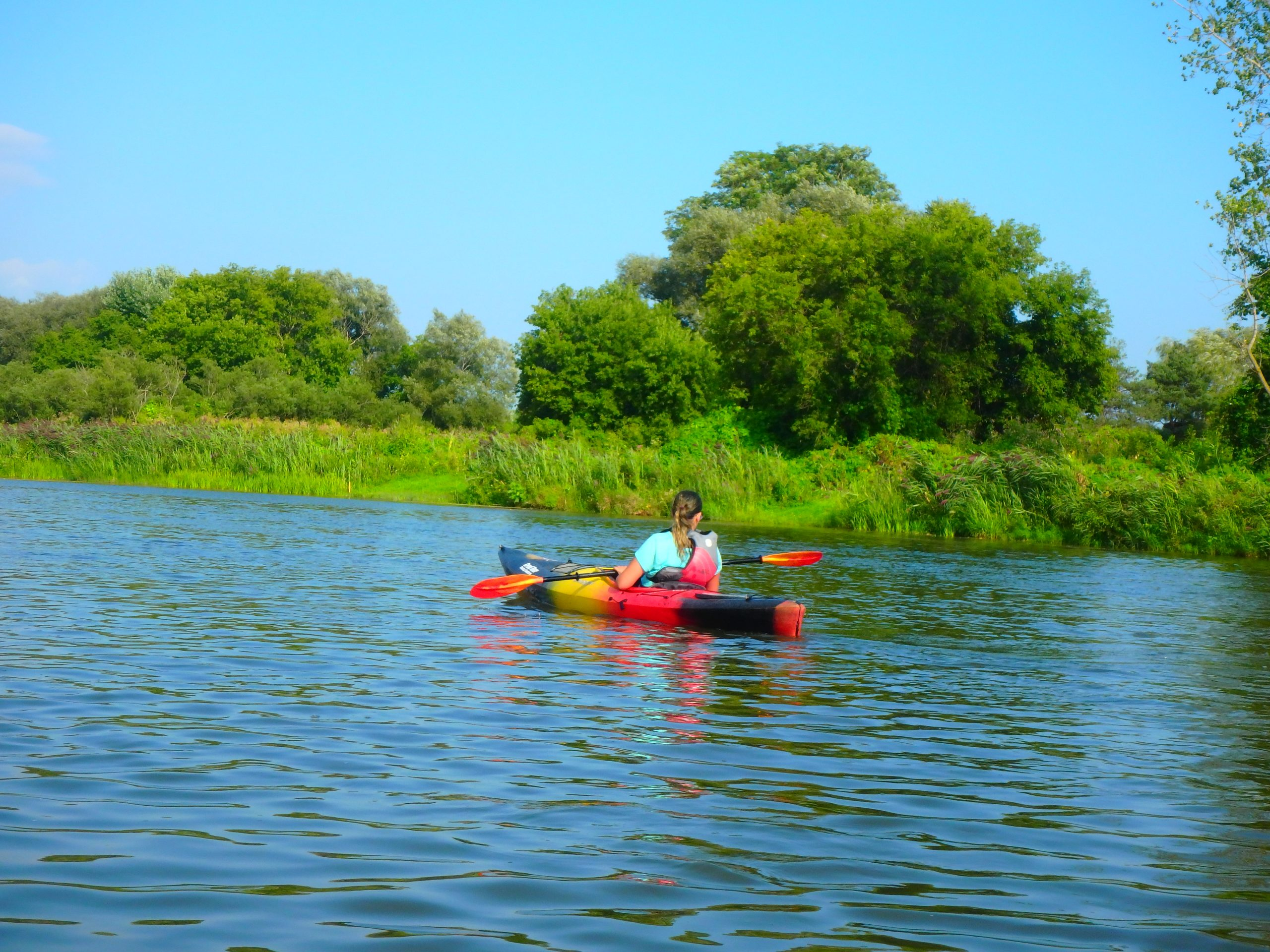 Kayaking, Yoga & Meditation - August 28, 2018-1362