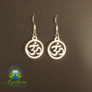 Circle Ohm Earrings