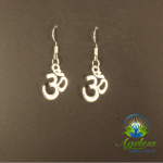 Large Ohm Earrings