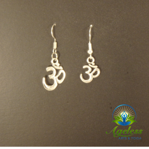 Large _ Small Ohm Earrings