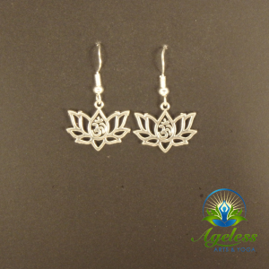 Lotus Ohm Earrings