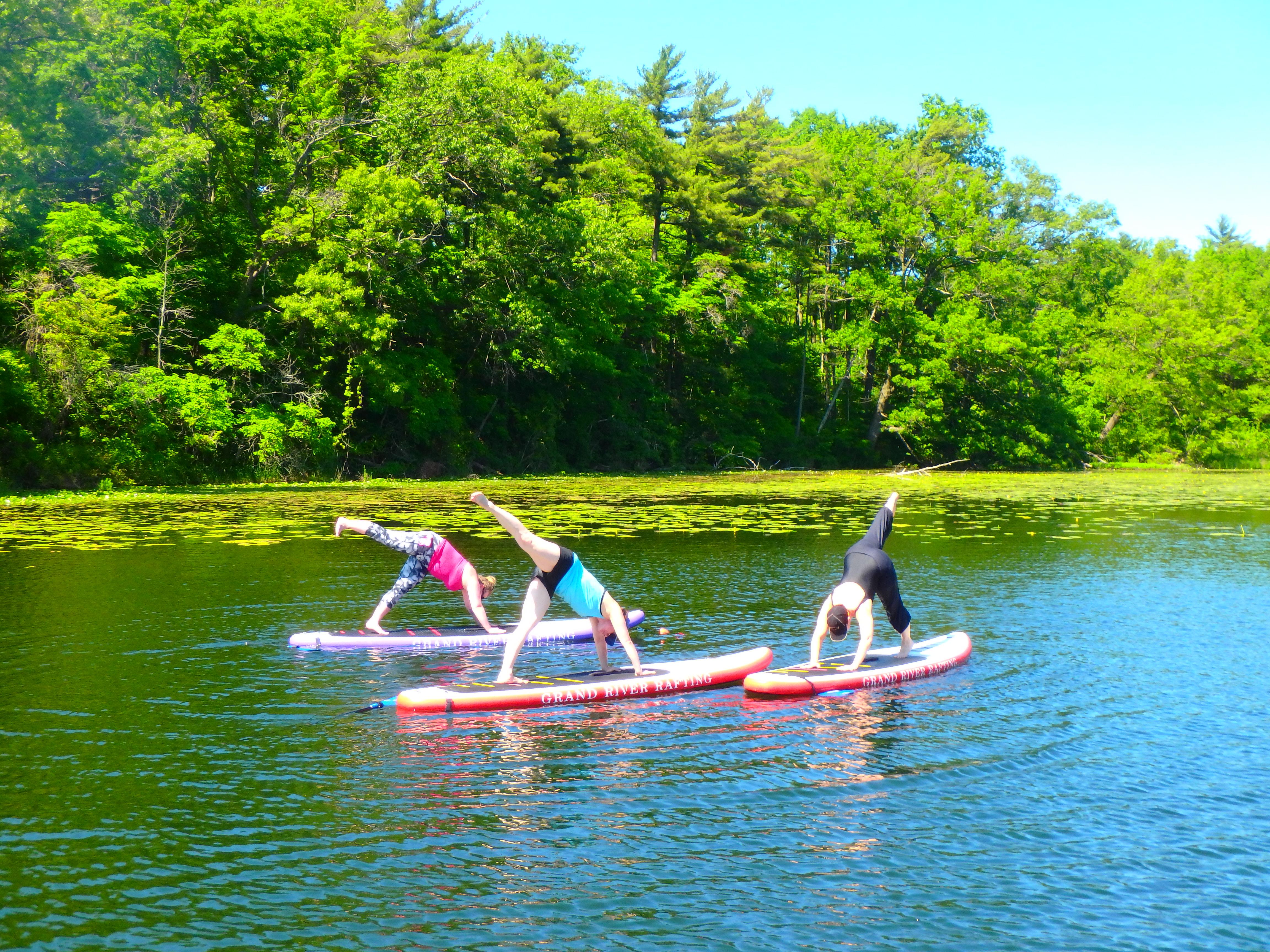 SUP Yoga – June 22, 2019