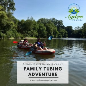 Join us for a Family Tubing Adventure