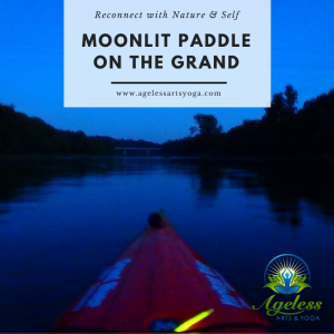 Moonlit Paddle