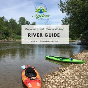 Tracey Eccleston River Guide