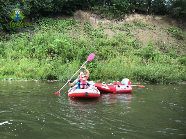 Family Tubing Adventure - July 14, 2021