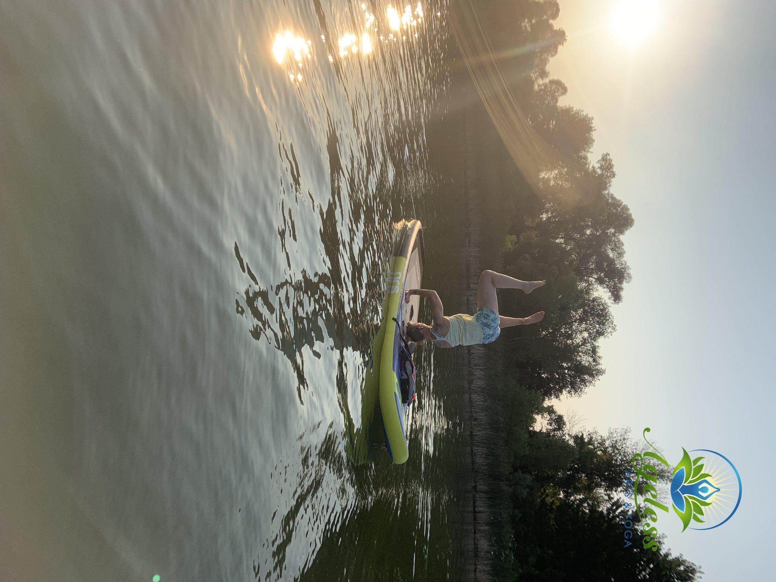 SUP Yoga Guelph Lake - July 26, 2021