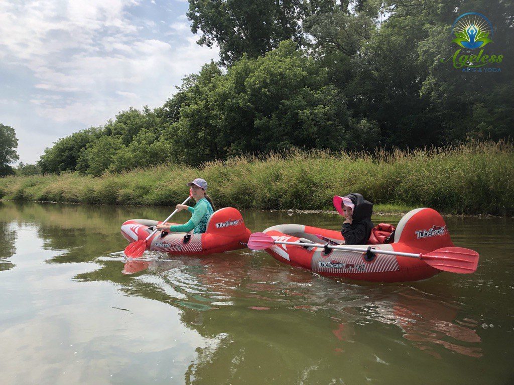Family Tubing Adventure July 22, 2021