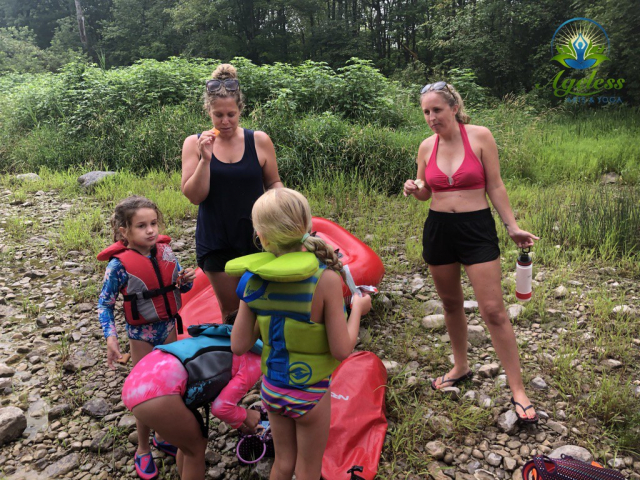 Family Tubing Adventure - July 27, 2021