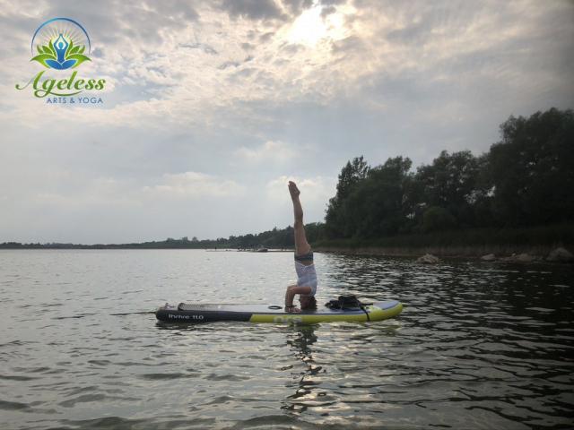 SUP Yoga Aug 8, 2021