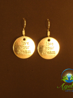 Live Your Dream Earrings